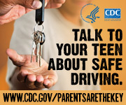 Talk To Your Teen About Safe Driving