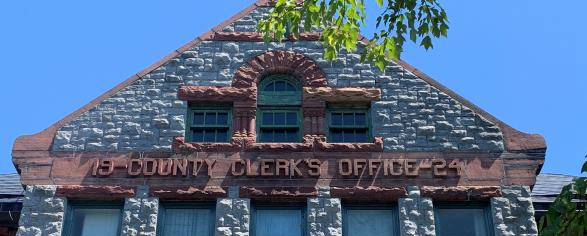 Office of county clerk