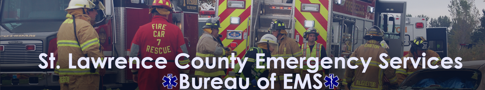 St. Lawrence County Office of Emergency Services Bureau of EMS