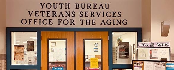 Aging, youth and veterans office
