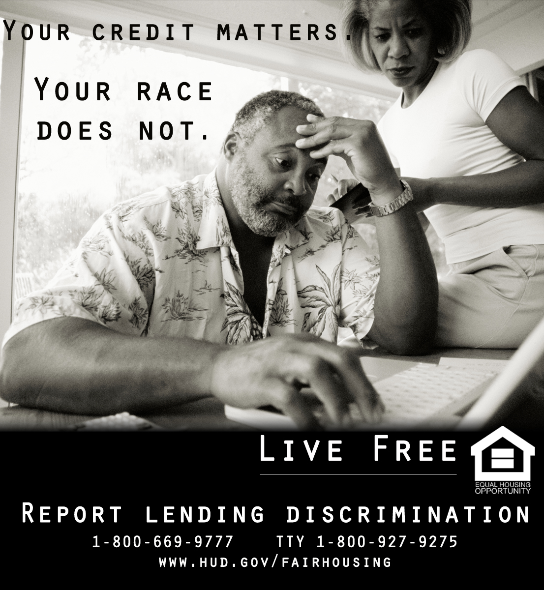 Report Lending Discrimination